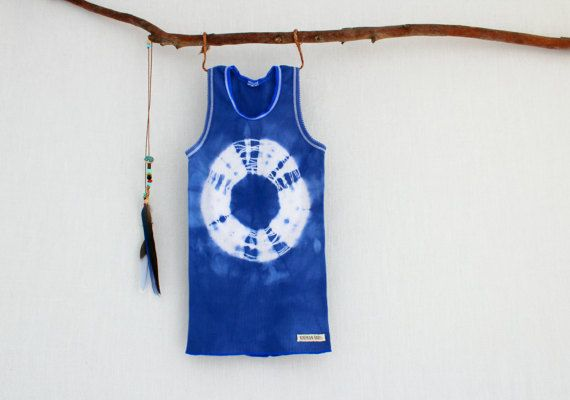 PACIFIC . tie dye baby singlet top . sizes 000 to by bohemianbabes
