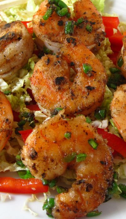1000+ ideas about Pepper Shrimp on Pinterest | Lemon pepper shrimp ...