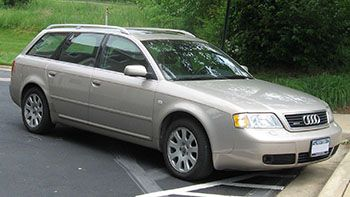 2004 #Audi A6 Avant Quattro (Wagon) is one of the top 3 best used #luxury cars under $10,000