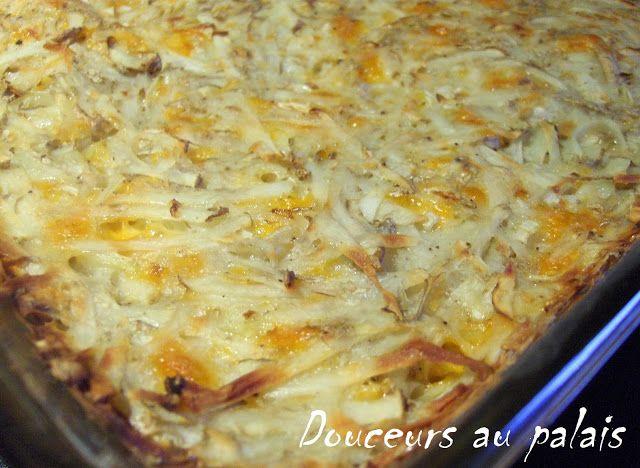 Douceurs au palais: Pommes de terre rösti au four