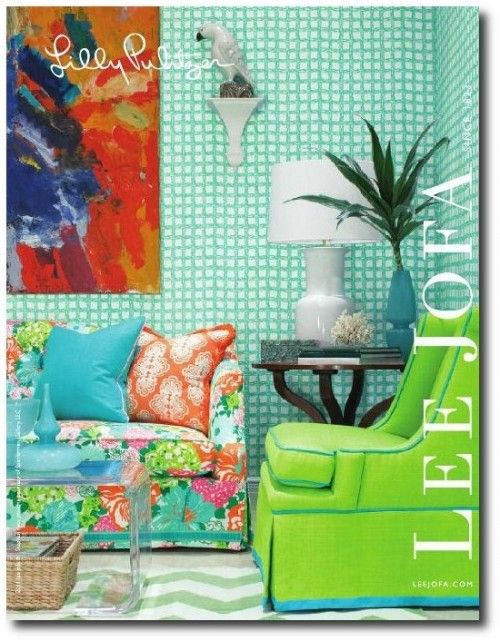 Lilly Pulitzer Furniture Sale #29: Mod Furniture, Palm Beach Style, Hollywood Regency, Lilly Pulitzer, Resort Style,