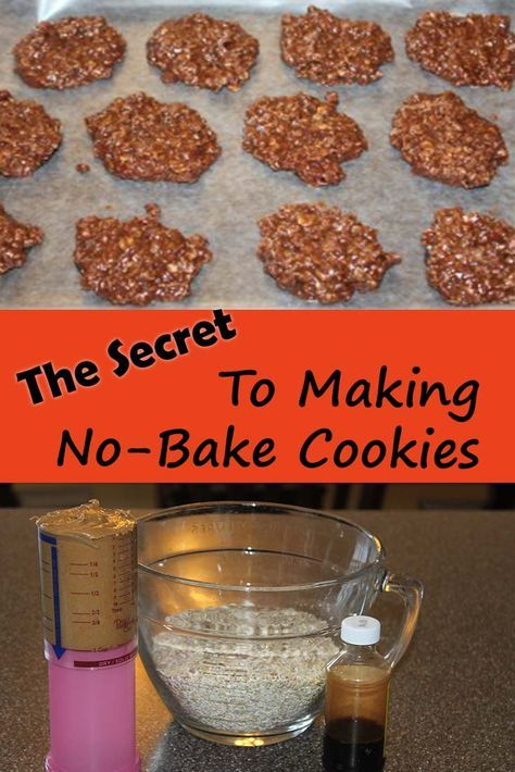 how to make no bake cookies demonstration speech Thank you for this i am in public speaking and needed an example on how to do a demo speech i know this was a couple years ago, but i am grateful.
