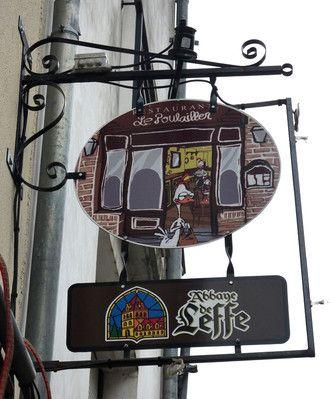 Amiens- Restaurant au Quartier Saint-Leu- Photo Magali