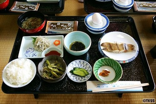 Breakfast① 朝食①