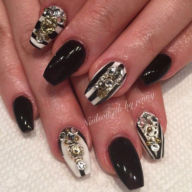 """""""#nailed #newyork #harlem #nailpics #nailstagtam #nicenailsaintcheap #colorgel #nailsart #nailson7 #nailswag #nailstech #nailsdesign #nailstagtam  #fashion…"""""""