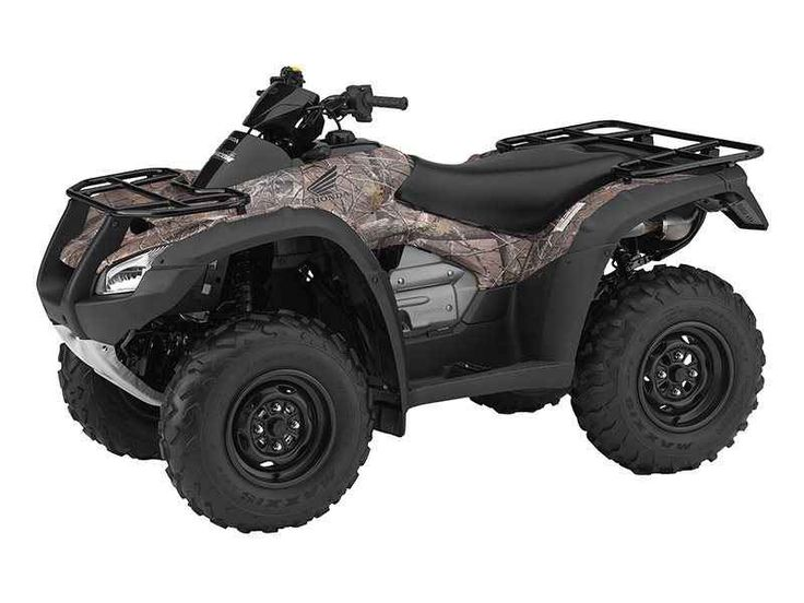 New 2016 Honda FourTrax Rincon Camo (TRX680FA) ATVs For Sale in Wisconsin. There's no better way to get outdoors.Some people immediately choose the best in whatever they're after. And if you're looking for the best, you've come to the right place. The Rincon® stands at the top of our ATV lineup. The Rincon offers our biggest ATV engine, unmatched comfort and ride quality, and class-leading innovation.The heart of the matter: a single-cylinder liquid-cooled 675 cc engine featuring a twin-plug…
