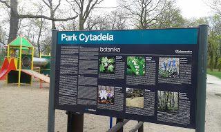 Winogrady: Park Cytadela czyli dawny Park-Pomnik Braterstwa B...