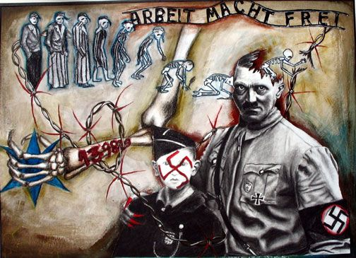 Art Lesson Plan - Social and Political Issues in Art. During my student teaching, my cooperating teacher adapted this lesson from the Incredible Art Department to use with advanced drawing students... always produces some powerful imagery and debate...