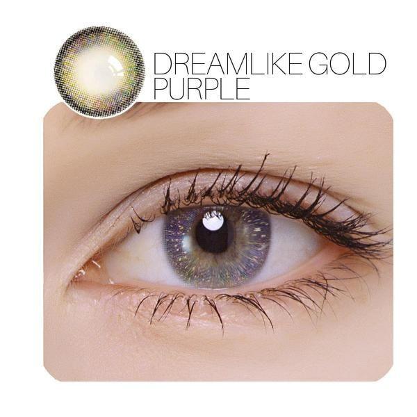 Dreamlike Prescription 4 Colors 14 0mm 1 Pair 12 Month Contact Lenses Contact Lenses Colored Prescription Contact Lenses Cosmetic Contact Lenses