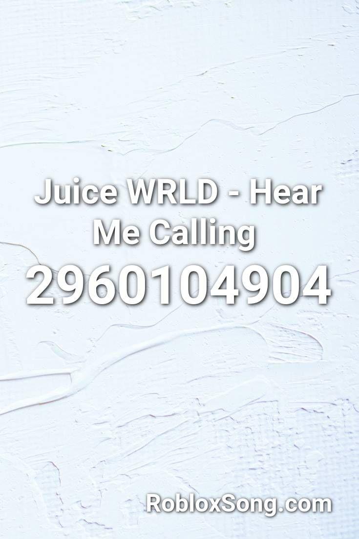 roses juice wrld roblox id code Juice Wrld Hear Me Calling Roblox Id Roblox Music Codes In 2020 Songs Roblox Alan Walker