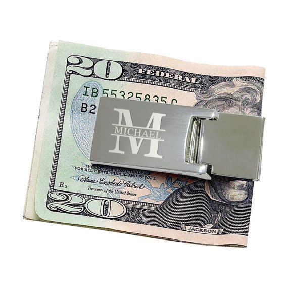 Groomsmen gifts Will you be my groomsman Engraved Money