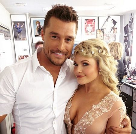 Witney Carson 'Not Surprised' Chris Soules Broke Up With Whitney Bischoff #TheBachelor #DWTS