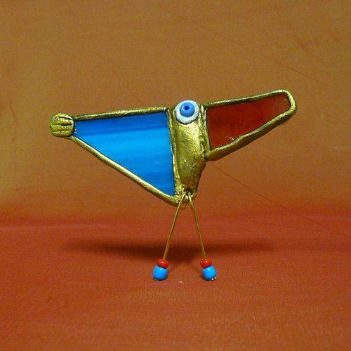 Ptáček Nákabátník