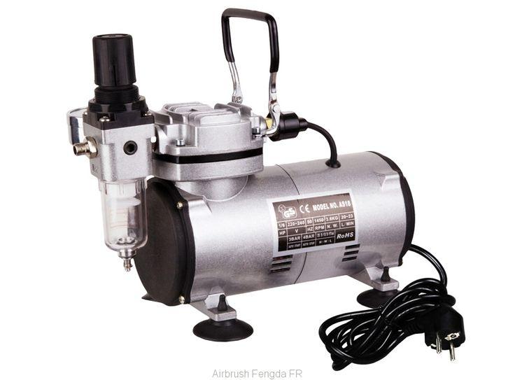 Mini compresseur Fengda® AS-18-2