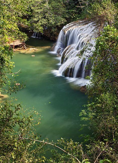Estância Mimosa Ecoturismo - Passeio de Cachoeira em Bonito MS.