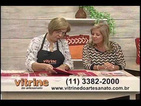 Bolsa Geométrica em Patchwork com Ana Cosentino - Vitrine na Tv - YouTube