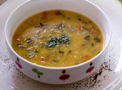 Марокканская кухня: суп харира в вегетарианском варианте