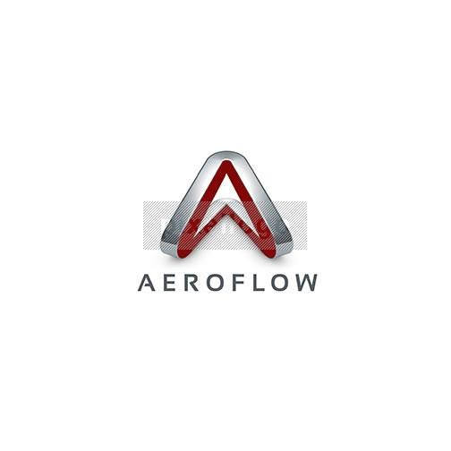 Metal Arrow Logo 3D-887 - pixellogo