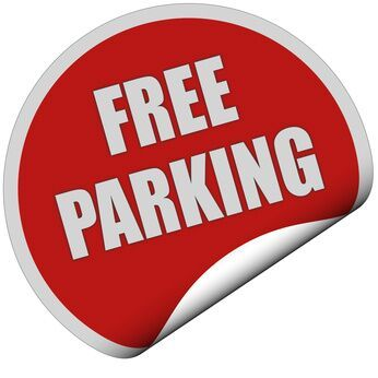 All guests can enjoy the leisure and peace-of-mind of a FREE parking spot when staying with us! http://bit.ly/1xvrnSD