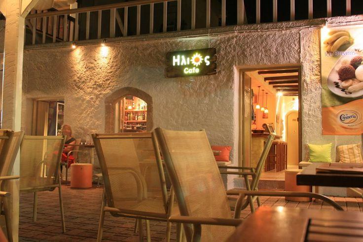 Ilyos Cafe, Makry Gialos, Crete Photo from Makrygialos in Lasithi | Greece.com