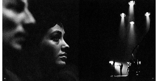 by Ed van der Elsken / Art Blakey's Jazz Messengers