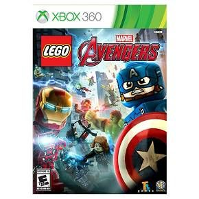 • Immerse yourself in an exciting universe of fun and adventure that mixes Marvel superheroes with classic LEGO humor<br>• Players can be any one of Marvel's many iconic characters: Captain America, Iron Man, Thor, and Hulk<br>• Collect gold bricks and studs to unlock additional characters<br>• New and enhanced powers and abilities allow players to team up with other Avengers to execute awesome combo moves<br>• Rated E f...
