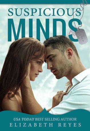 Suspicious Minds by Elizabeth Reyes  –Blog Tour & Signed Giveaway!  An Alpha Male Air Force pilot with a Suspicious Mind ;) http://booksunhinged.com/suspicious-minds-bt/