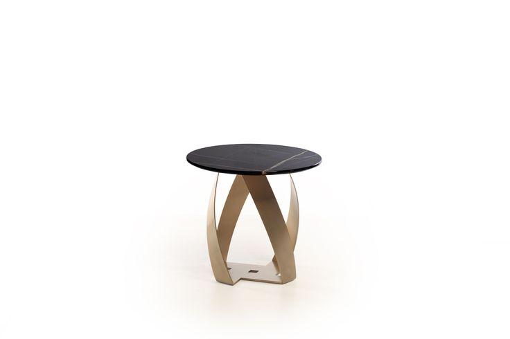 Potocco | BON BON Coffee Table_Marble