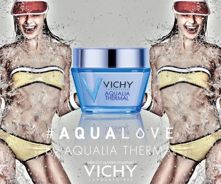 Aqualia  loves your skin !!