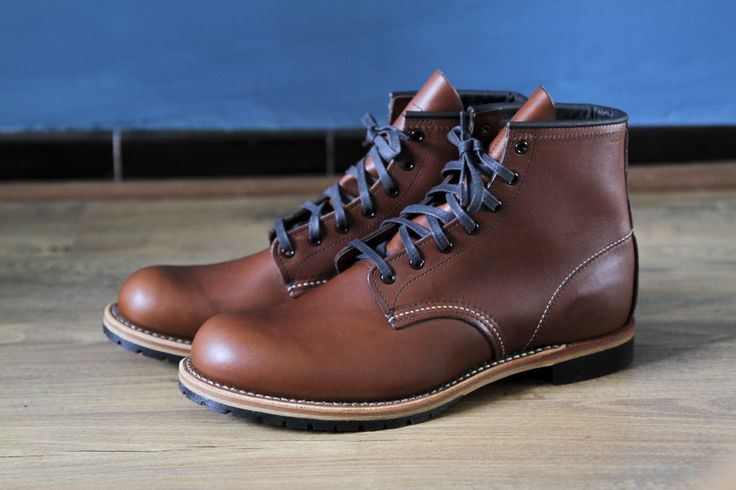 red wing shoes beckman
