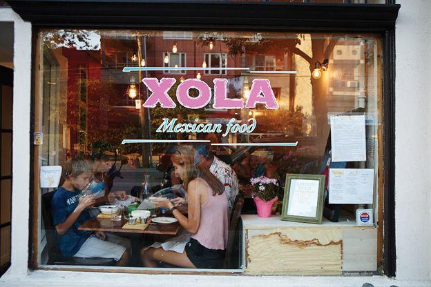 Xola Restaurant Beaches Toronto