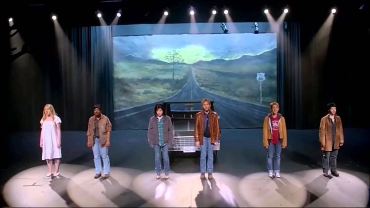 Carry On Wayward Son - Supernatural Cover - I will admit, I teared up when they sang this. And then I started laughing uncontrollably when they brought up Adam. <- Yes! Exactly!!!