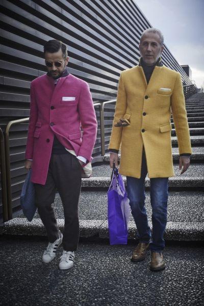 Pitti Uomo: street style moda a Firenze