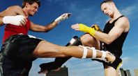 How to Teach Cardio Kickboxing Classes | eHow