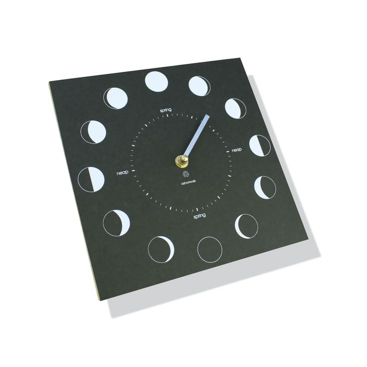 moon phase clock [MPC] - £25.48