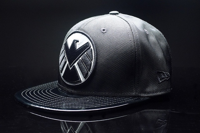 """Marvel x New Era – """"Avengers Shield"""" 59Fifty Fitted by SHELFLIFE STORE, via Flickr"""
