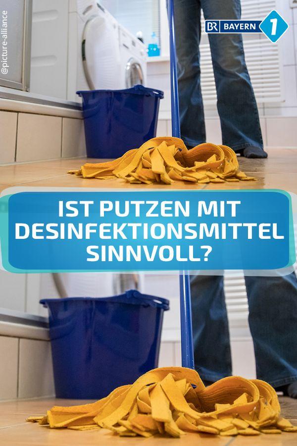 Reinigungsmittel Ist Putzen Mit Desinfektionsmittel Sinnvoll