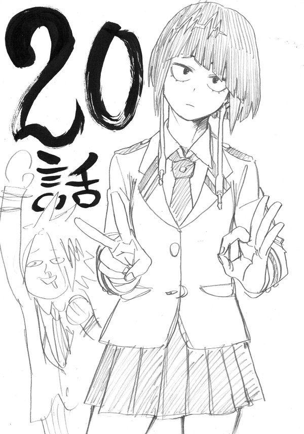 Boku no Hero Academia || Denki and Jiro