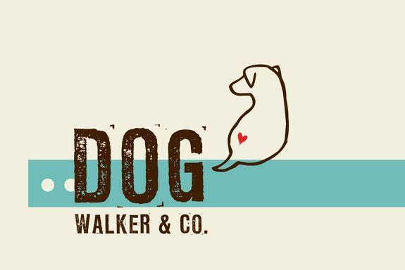 Dog Walker & Co (love heart)