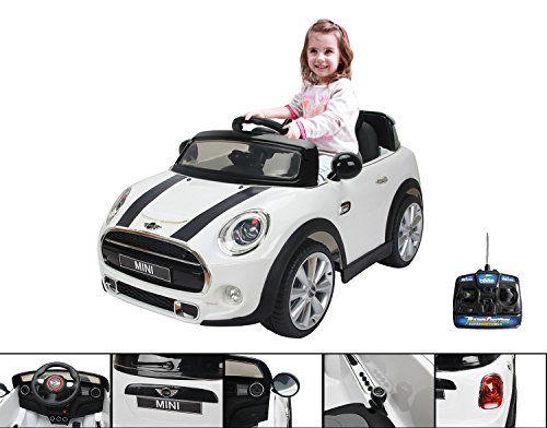 coches electricos para niños con mando