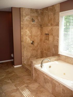 custom shower tub combo. Tub Shower Combos  Combo Custom Tile Surround With Keys Yelp
