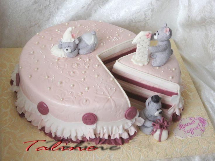 Мишки торты графика