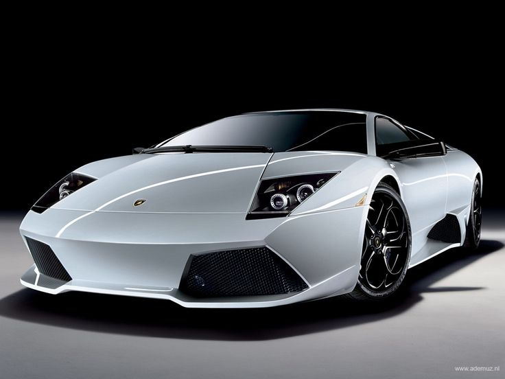 My Dream Car: Lamborghini Murcielago Versace