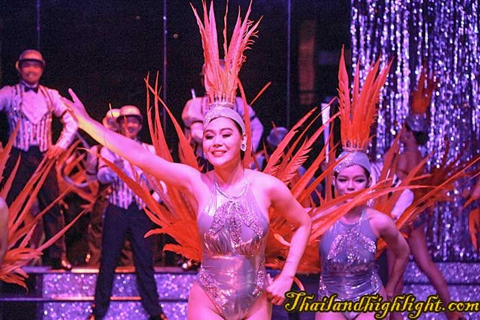 Calypso Cabaret Show Bangkok Ladyboy Show Bangkok