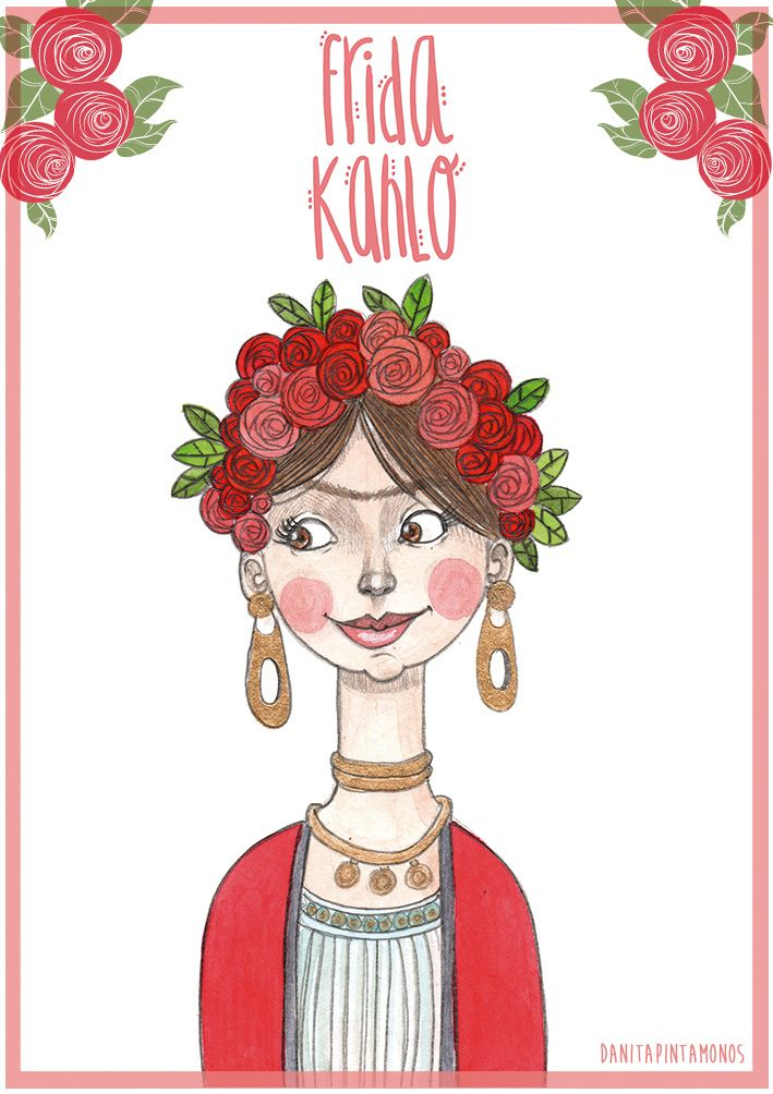 Frida Kahlo on Behance