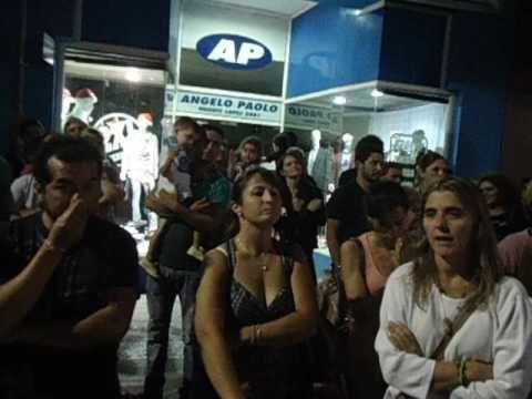 Supervinilo - Peatonal Vicente Lopez (Video 2/8) - 08/Enero/2017