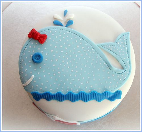 splash of whale cake for Henry's Birthday?