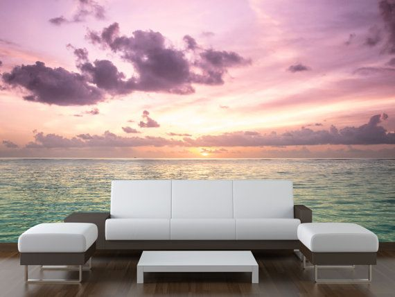 Wall Mural Self Adhesive wall decal Photo by ImpressionXL on Etsy