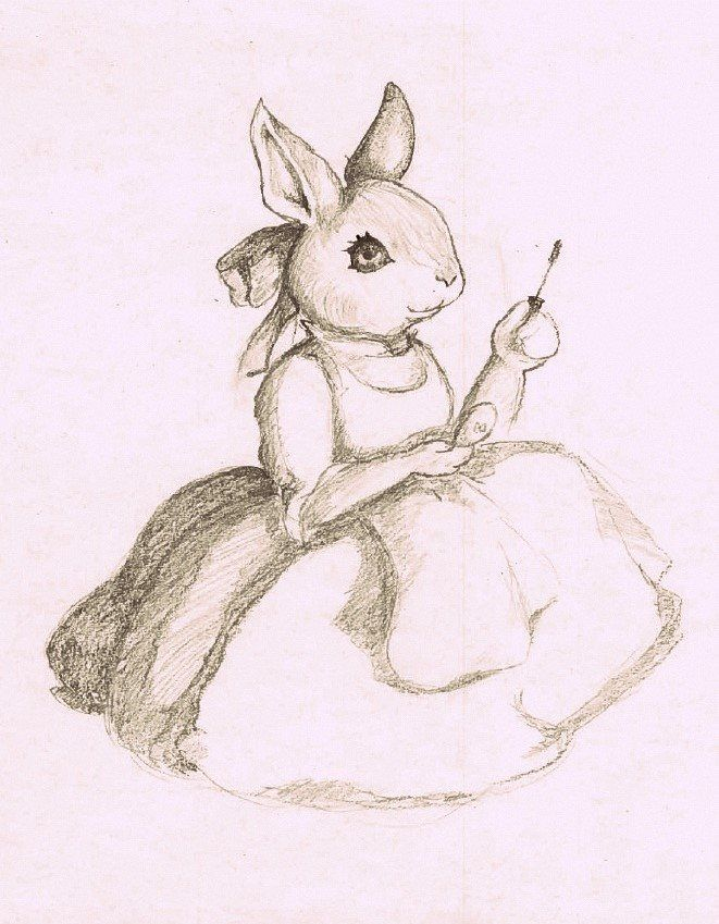 Make Up Rabbit