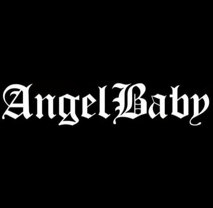 My Angel Baby With Images Lettering Words Black Aesthetic